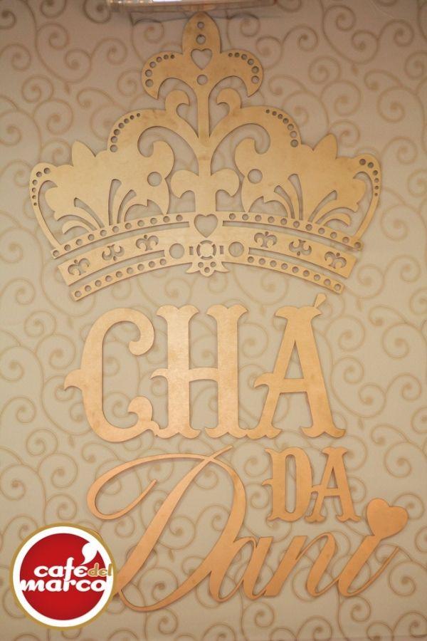 www.embrevecasadinhos.com.br | Blog and Design Wedding | Blog e Design de Casamentos | Chá de panela romântico