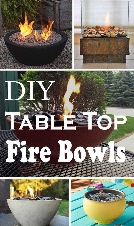 Virtual craft club diy vinyl wood slice sugar bee - Diy Table Top Firebowls That Are Super Easy And Stunning