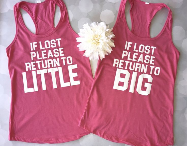 Big Little Sorority Tanks, Sorority tank top, big little shirts, big little tanks, big lil shirts, big lil reveal, big little reveal shirts, sorority family, gbig, glittle, big little sorority, delta gamma shirts, alpha pi shirts, college shirts, if lost please return to big little