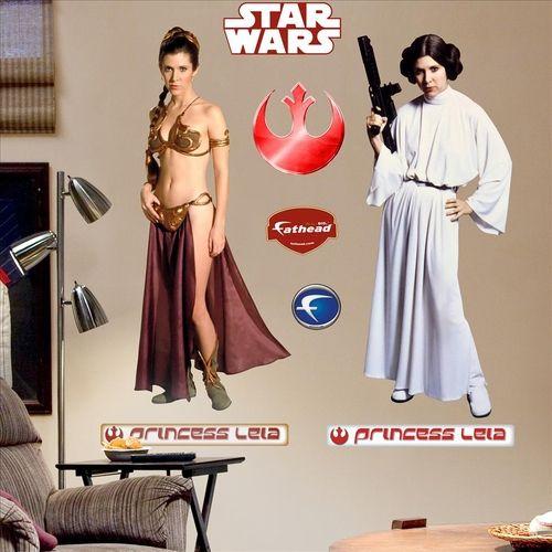 Princess Leia-Fathead