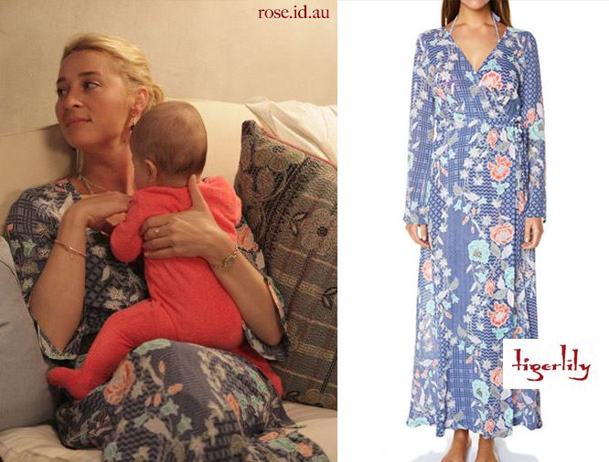 Nina Proudman's dress from Season 5 Episode 2: http://www.rose.id.au/fashion/nina-proudman/nina-proudman-fashion-tigerlily-dress.html