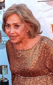 June Lucille Forer (September 18, 1917 – July 26, 2017), better known as June Foray, was an American voice actress who was best known as the voice of such animated characters as Rocky the Flying Squirrel, Lucifer from Disney's Cinderella, Cindy Lou Who, Jokey Smurf, Granny from the Warner Bros. cartoons directed by Friz Freleng,