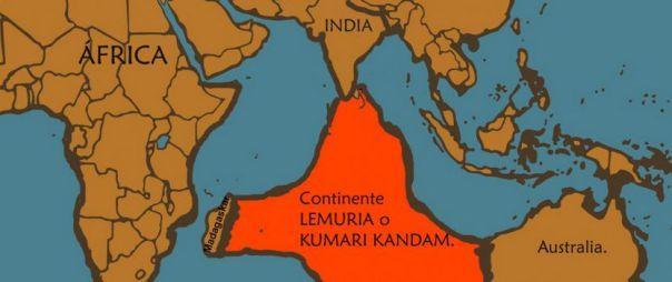 Caida Del Continente Lemuria o Kumaría Kandam…. Las Leyendas y Mitología Indú y Asiática. Estos textos mencionan que Lemuria o también llamada Kumaría-Kandam fue parte del continente Lemuria. Estas historias relatan que hace unos 4.000 aC, se pr…