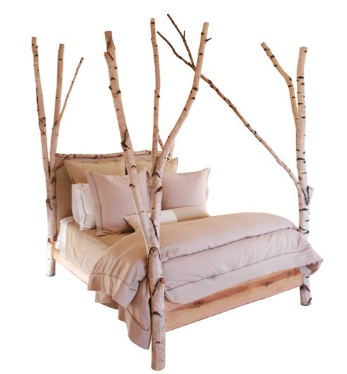 Birch Bark Bed Bedroom Pinterest The O Jays Babies