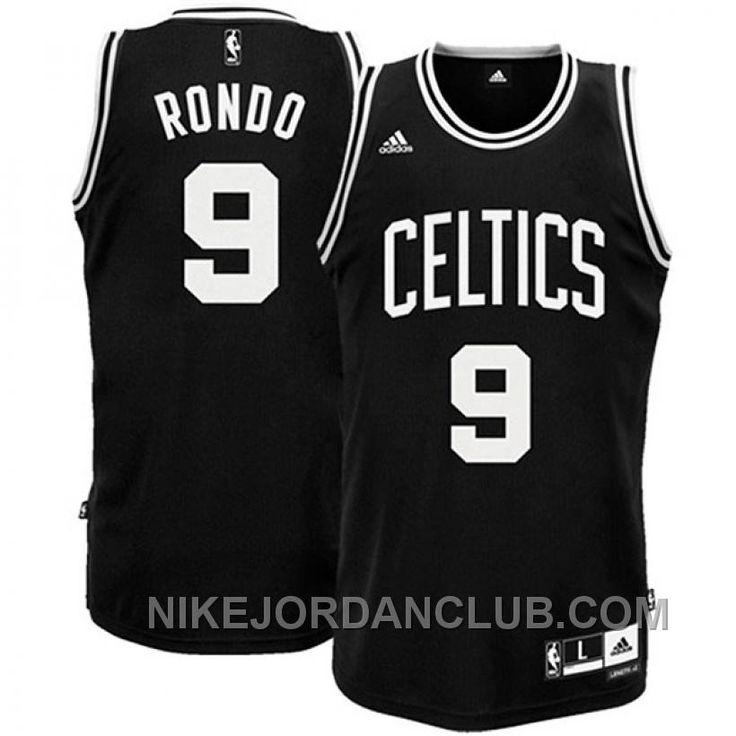 ... Buy Rajon Rondo Boston Celtics Black-White Swingman Jersey Copuon Code  from Reliable Rajon Rondo Adidas NBA ... 151230932