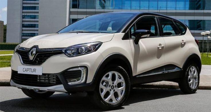 Renault Captur 2020 Preco Fotos Consumo Medio Itens Modelo