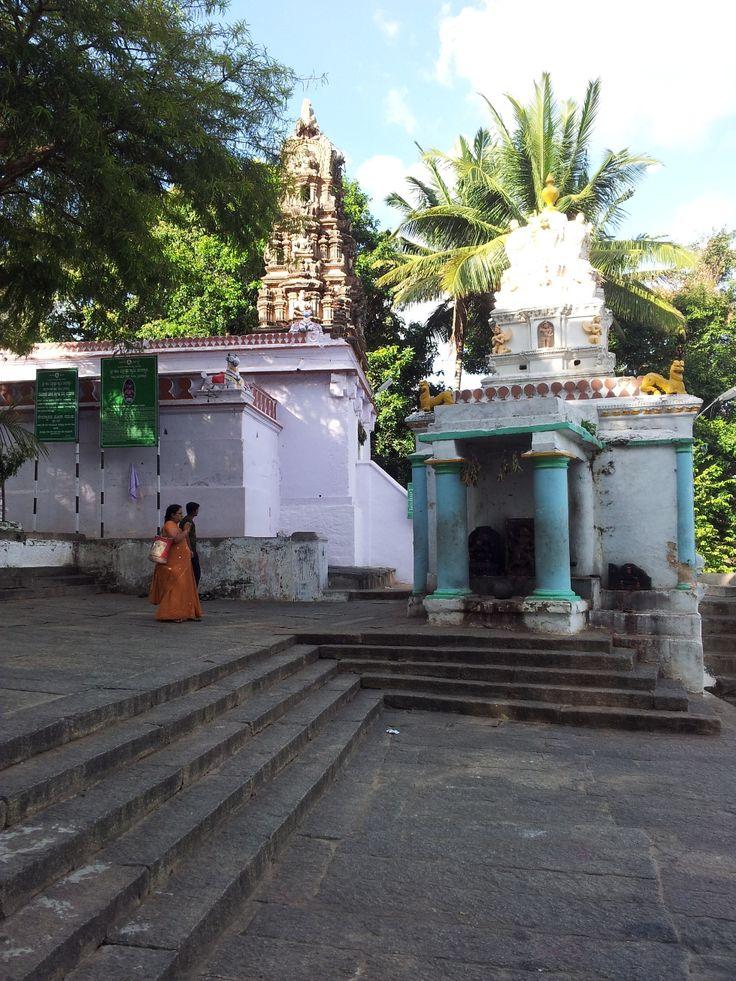Hindu Temples in Srirangapatna, Karnataka.