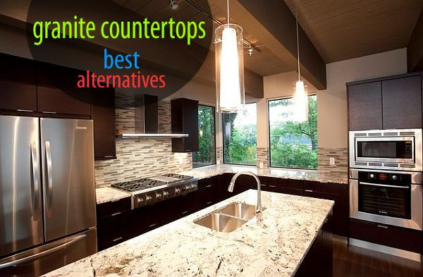 Countertop Alternatives : Countertops on Pinterest Recycled glass countertops, Countertop ...