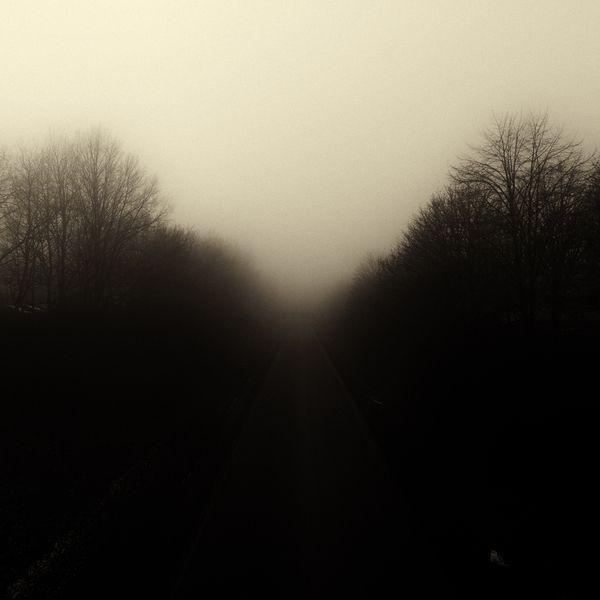 Well done sepia tone fog series by Matthias Heiderich.
