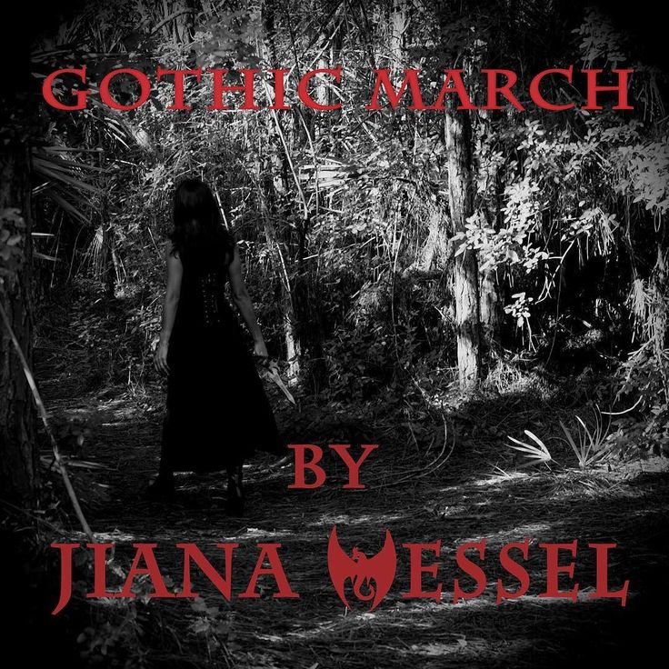 "It's finally here! The first release off of my upcoming original EP ""Gothic March"" now available!  To stream & download on Bandcamp click on the link in my bio! #jianawesselmusic#jianawessel#indpendentartist#indpendentmusician#originalmusic#originalsingle#newmusicsingle#newmusicrelease#gothoperametal#gothicrock#gothicvocals#gothoperavocals#gothicmetalrock#gothicmetal"