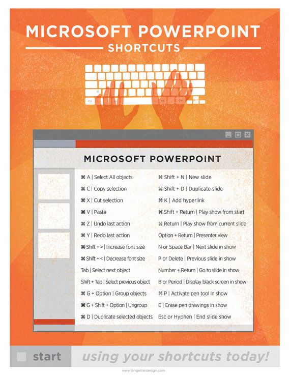 Keyboard shortcuts are not just for designers! Work more effectively by using them in Microsoft Office with this handy reference poster. Makes a great gift for a coworker or any friend or loved one who works in an office or administrative position! Apple / Mac shortcuts microsoft office design with vintage screen printed texture 8.5 x 11 high quality pdf listing is for instant download file only Free free to get in touch with any questions, thank you for taking a look! Would you like a ph...
