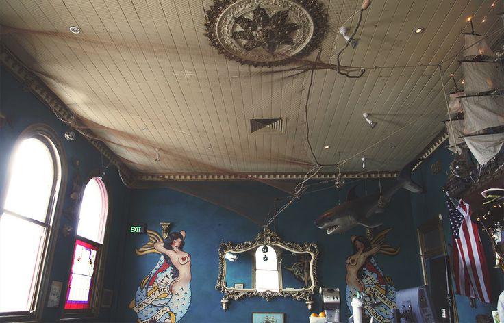 Mermaid Lounge, Petrie Terrace