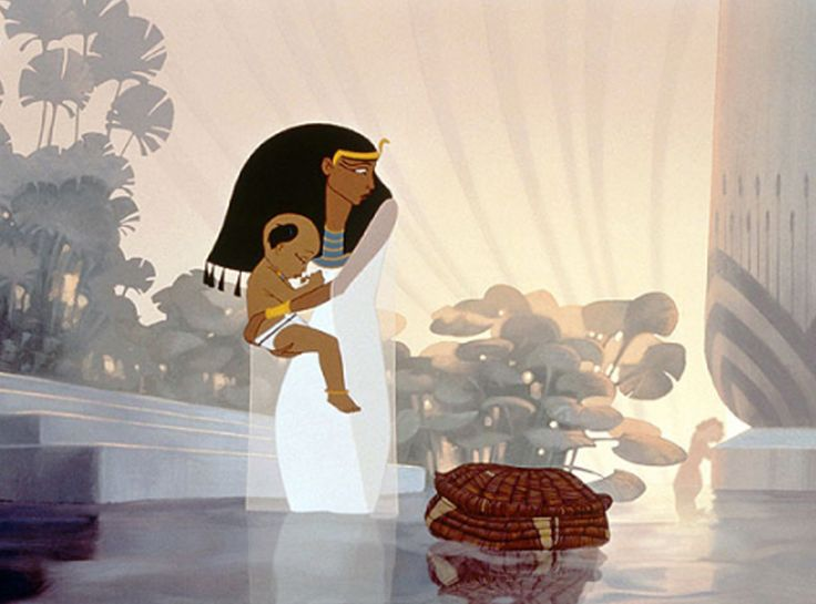 The Prince of Egypt from E! Online