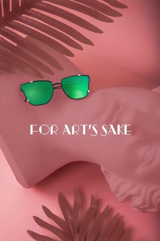 FOR ART'S SAKE SS17  EMPIRE GREEN  fasforartssake.com