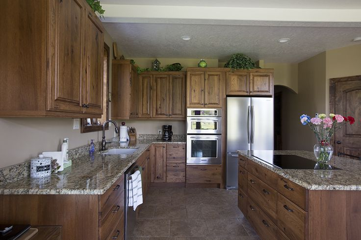 Morton buildings custom home interior in robertson for Custom home builders wyoming