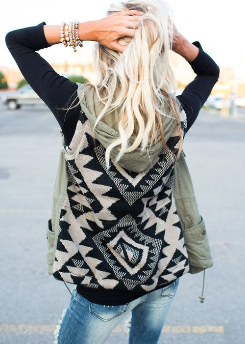 1000 Ideas About Aztec Sweater Cardigan On Pinterest