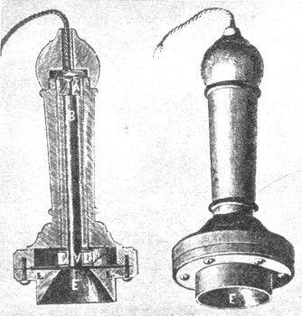 projectos de el primer telefono | TELÉFONO MAGNÉTICO. Su creador fue Bell. Los órganos en movimiento ...