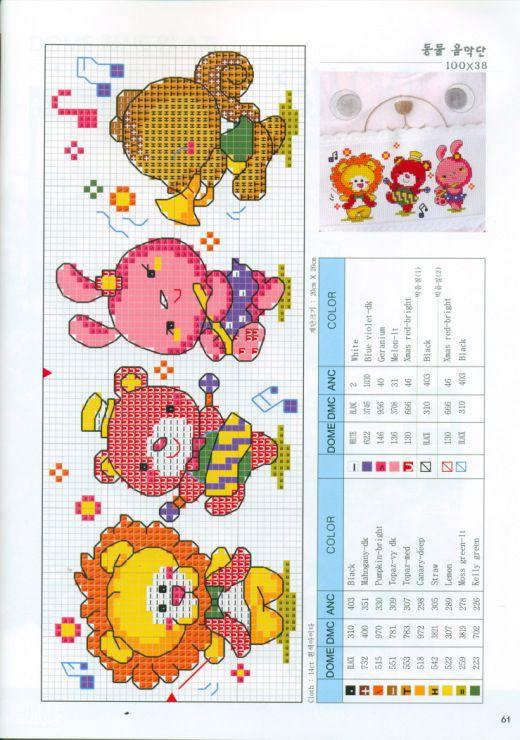 Gallery.ru / Фото #20 - Cross Stitch Korea - Cipollina