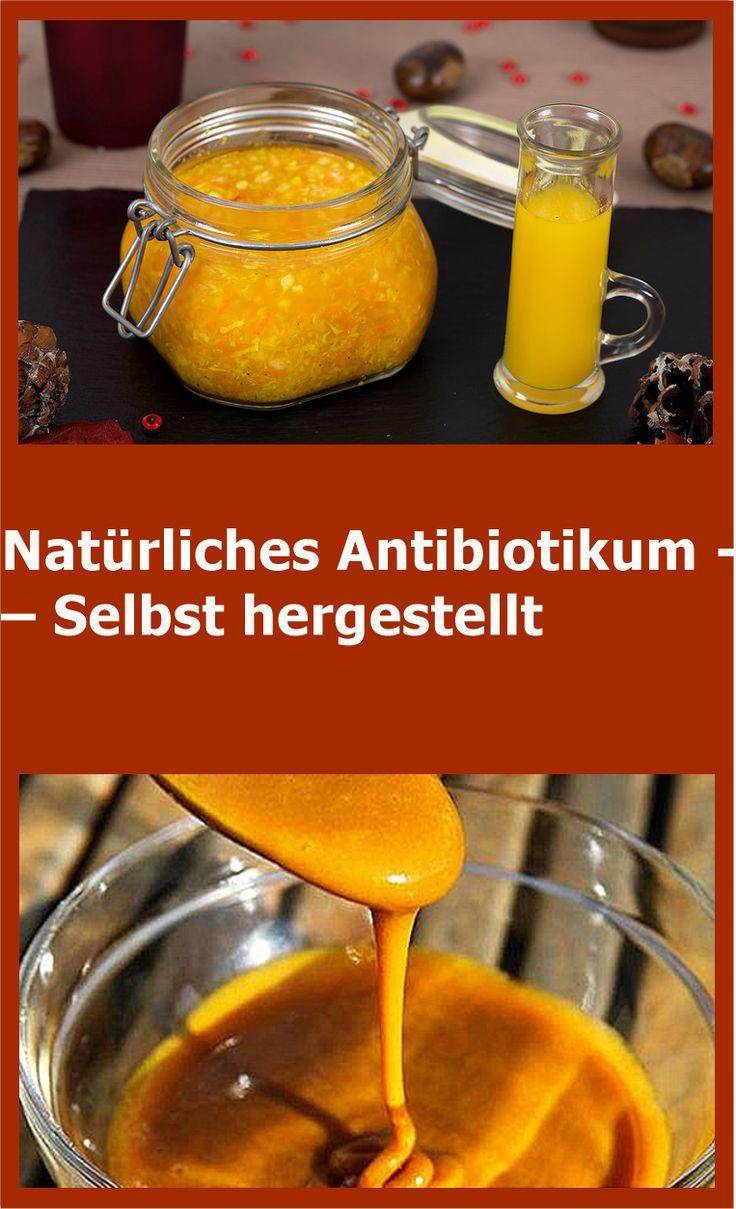Natürliches Antibiotikum – Selbst hergestellt | drndex.com