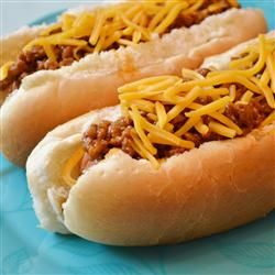 Grandpa's Classic Coney Sauce With Ground Beef, Chopped Onion, Ketchup, White Sugar, White Vinegar, Yellow Mustard, Celery Seed, Worcestershire Sauce, Ground Black Pepper, Salt