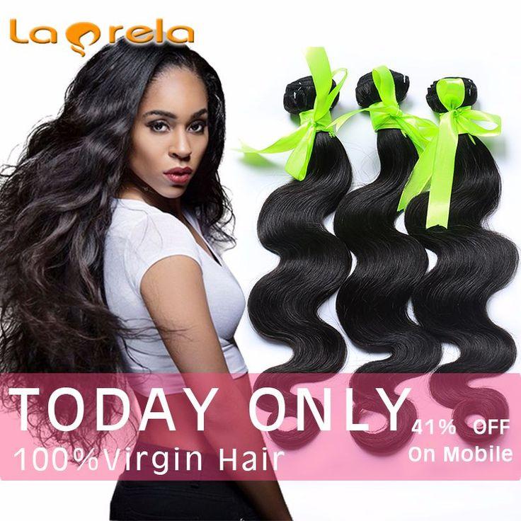 Unprocessed Virgin Hair 100% Human Hair http://mobwizard.com/product/7a-unprocessed-virgi32612682152/