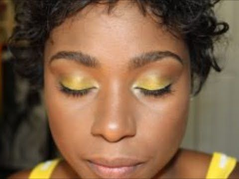Eyeshadow Look Using Coastal Scents 252 Palette
