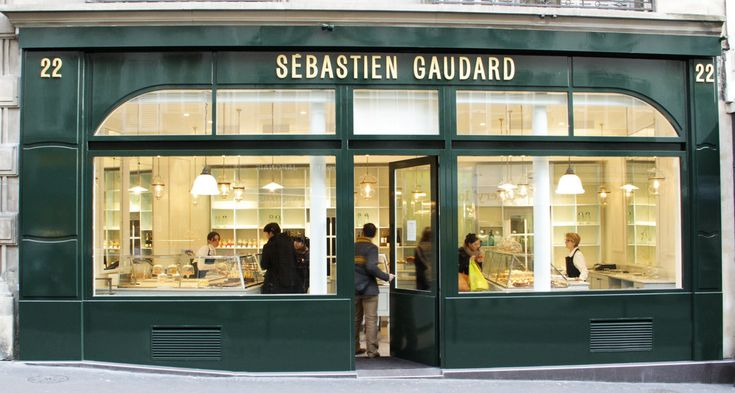 Sebastien Gaudard Patisserie, Rue des Martyrs, Paris. Absolutely amazing! (Michael Adelo©)