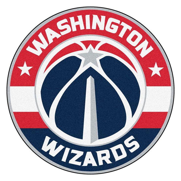 Washington Wizards NBA Roundel Mat