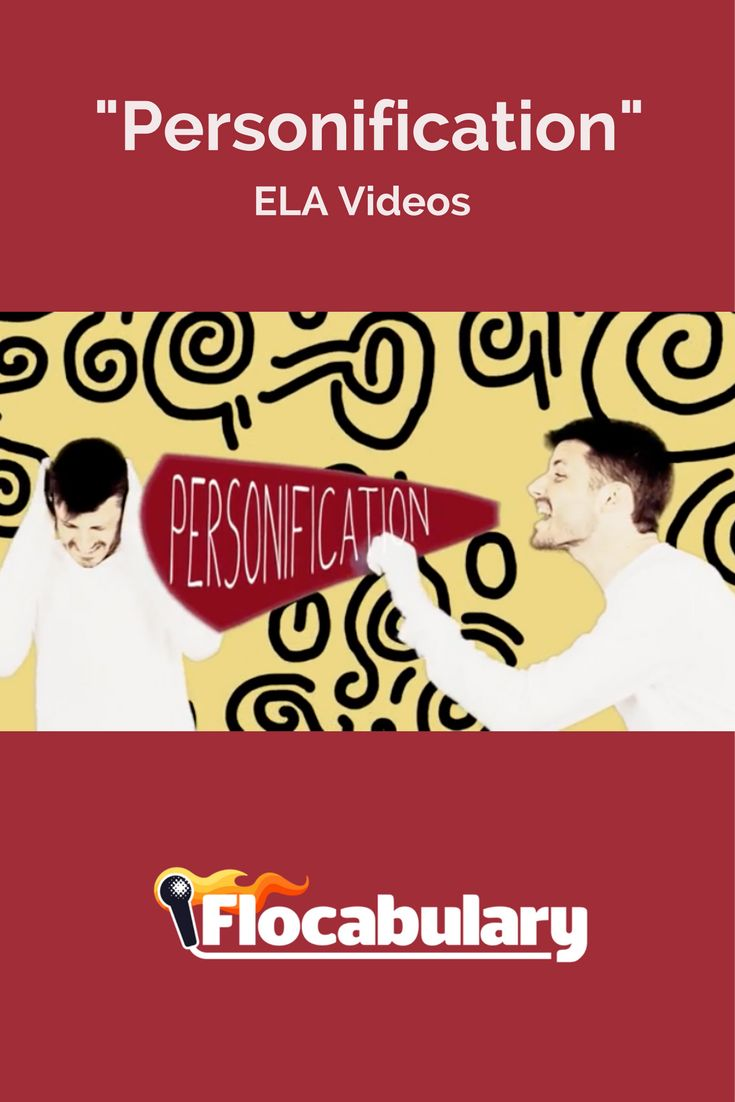 133 best ela videos images on pinterest what is personification and why do writers use this literary device find out with flocabularys educational hip hop song and video biocorpaavc Gallery