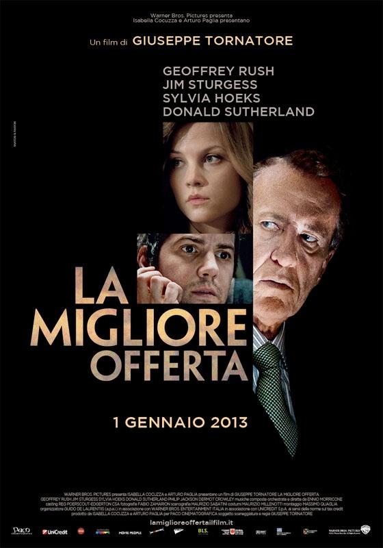 La migliore offerta (2013) di Giuseppe Tornatore