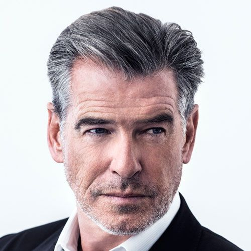 Men Over 50 Hairstyles