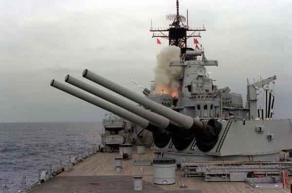 Navy    USS Iowa BB-61