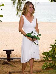 images of wedding sundresses for beach | Beach Wedding Dress - Cheap Beach Wedding Dress - Dresses For A Beach ...