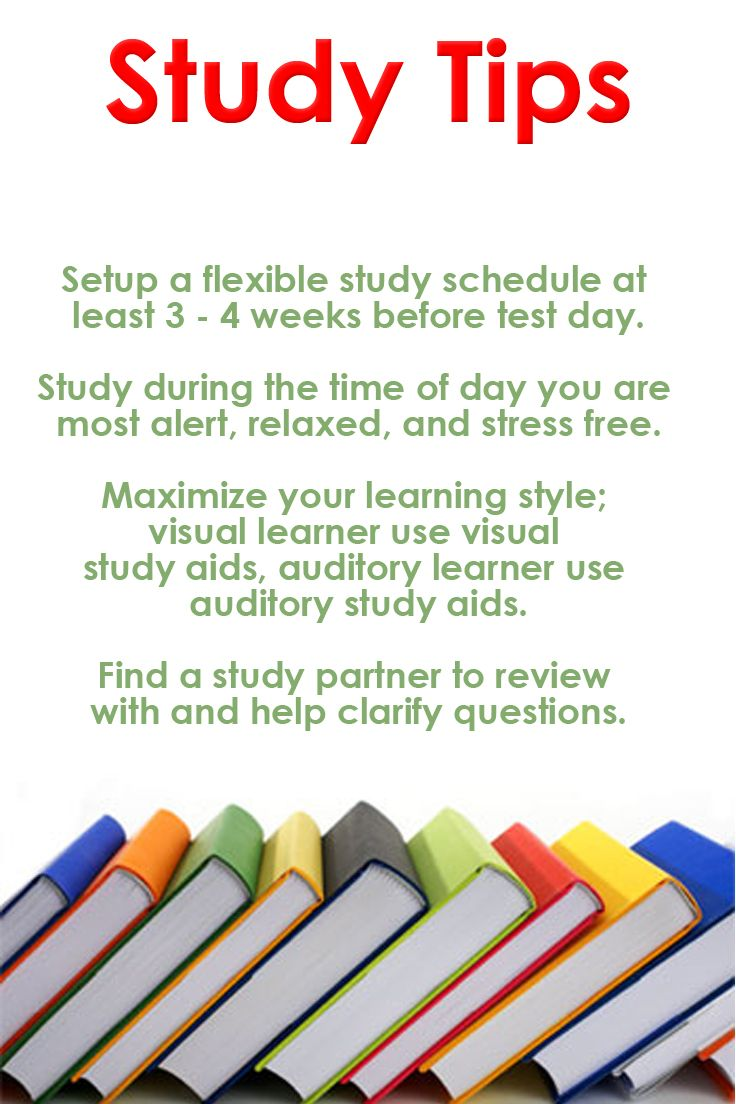 learning styles and effective study habits Unique and personal learning style or a preferred channel through which learning comes more easily ask yourself the following: developing effective study habits _____.