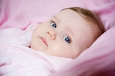 Did you know that babies are color blind when they are born?