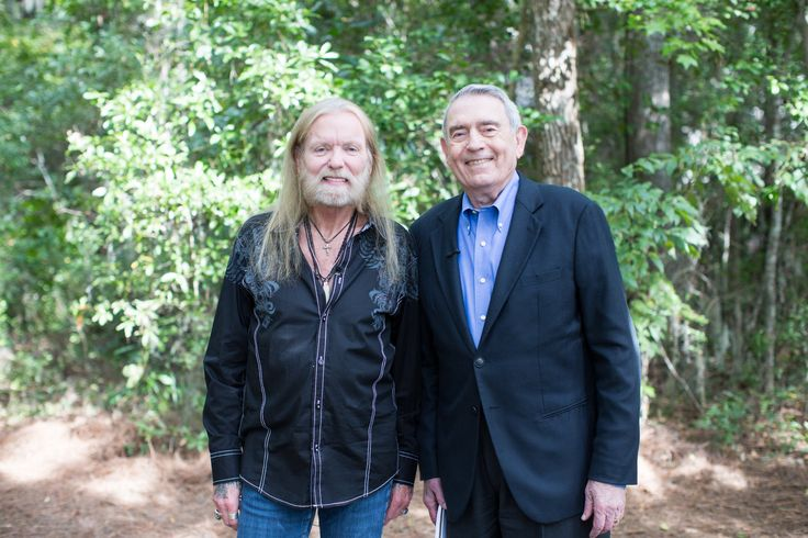 """AXS+TV+Pays+Tribute+To+Gregg+Allman+w/+Special+Broadcast+Of+""""The+Big+Interview""""+With+Dan+Rather+June+10+at+1:00pm+EST"""