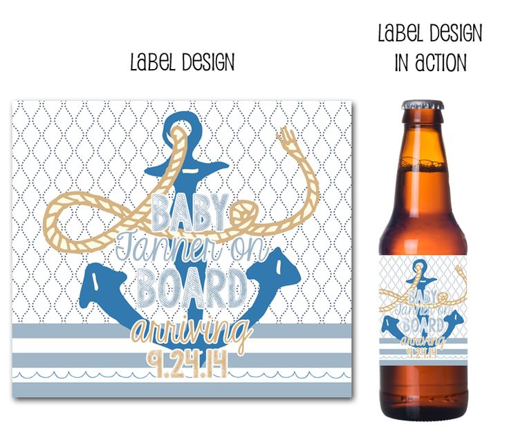 Beer Themed Towels: 17 Best Images About Ships Ahoy It's A BOY Baby Shower On