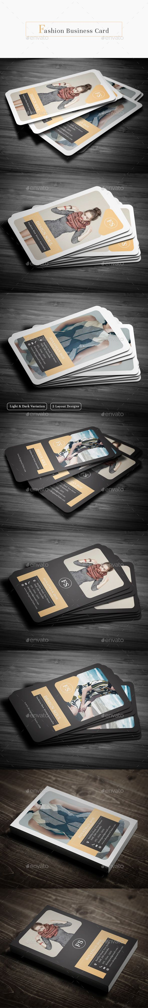 Fashion Business Card - Industry Specific Business Cards Download here : https://graphicriver.net/item/fashion-business-card/19113885?s_rank=177&ref=Al-fatih