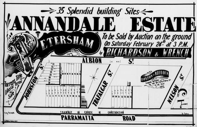 Annandale Estate Subdivision Plans