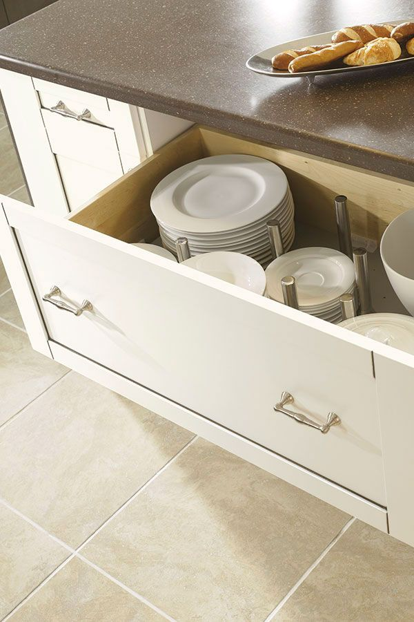 The pegged drawer organizer from Kitchen Craft