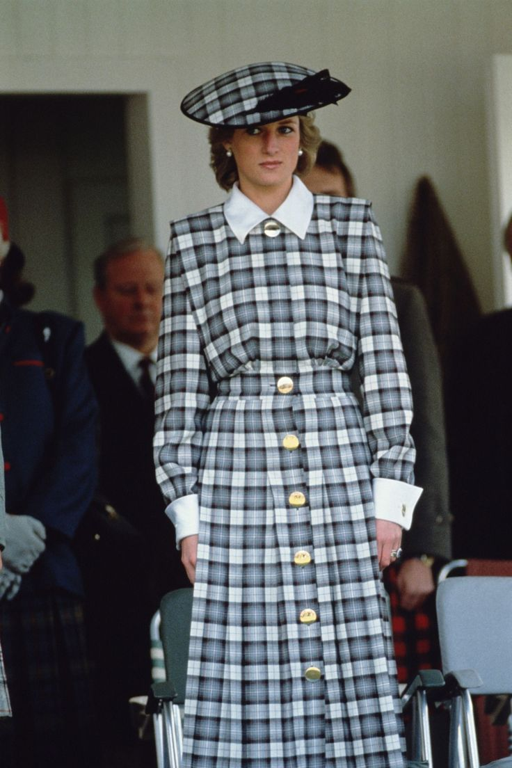 23 Times The Royal Family Killed It In Plaid - TownandCountrymag.com