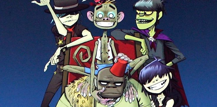 Listen to the New Gorillaz Music From the Upcoming Trump-Influenced Party Record