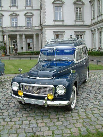 Volvo PV 445 Convertible
