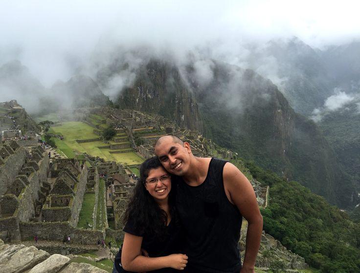 Machu Pichu- Perú. Verano 2016