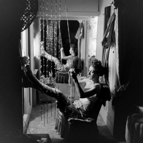 George Skadding—Time & Life Pictures/Getty Images  Unpublished. Burlesque star Gypsy Rose Lee in Memphis, Tenn., 1949