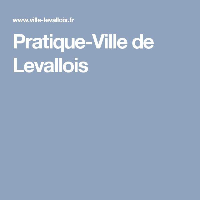 Pratique-Ville de Levallois