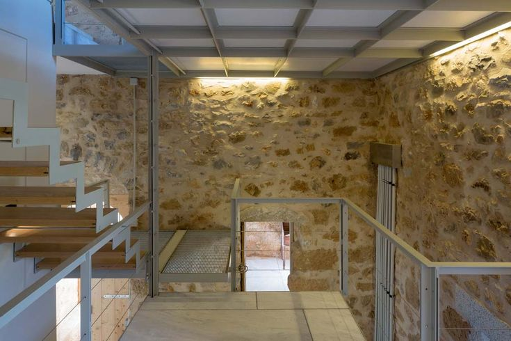 Stone house in Mani by hhharchitects - The Greek Foundation