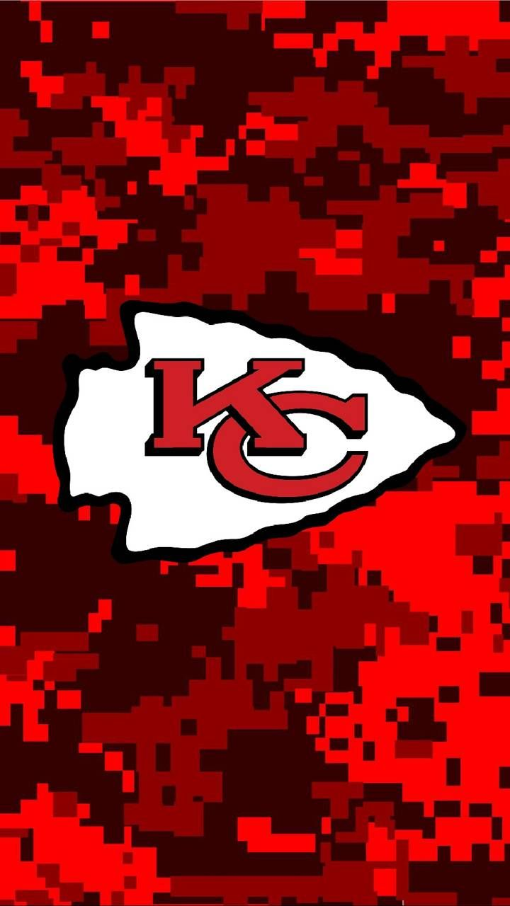 Check The Best Collection Of Kansas City Chiefs Logo Wallpaper For Desktop Laptop Tablet And Mobile Devi Chiefs Wallpaper Kansas City Chiefs Logo Chiefs Logo