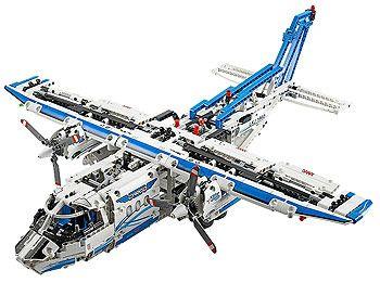 LEGO Technic Cargo Plane (42025) | ToysRUs