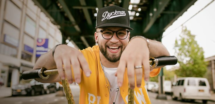 """Andy Mineo's at the gym, sounding ever so slightly winded when I deliver the bad news: Prodigy, one-half of legendary New York hip-hop duo Mobb Deep, has passed away. """"Noooo,"""" Mineo says. """"Geez! That's ... iconic."""" It's an exquisite summer day in New York, the city Mineo's called home for years. He's been buried in work, putting the finishing touches on his mixtape Magic & Bird, a collaboration with fellow rapper Wordsplayed. He hasn't checked Twitter, which is at present flooded with #RI..."""